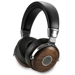 7100W Wooden Headphones