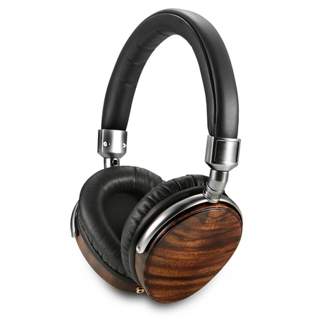 660W Wooden Headphones